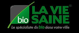 Logo magasin BIO La vie saine
